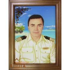 Портрет №13 20х30 см. от 750 грн