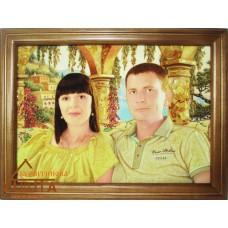 Портрет №7 30х40см. от 1100 грн