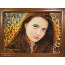 Портрет № 12 30х40 см. от 1100 грн.