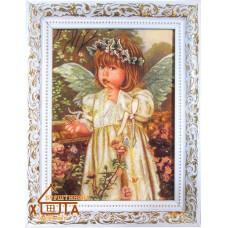 """Ангели дівчата """"АД-68""""  15х20 см. Ціну див. у вкладці Прайс!"""