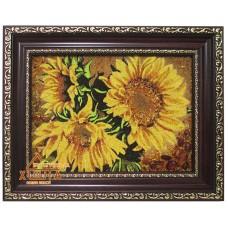 """Квіти соняхи """"КС-45"""" 15х20 см. Ціну див. у вкладці Прайс!"""