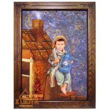 Портрет №67 40х60 см. от 2200 грн