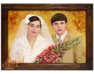 Весільні портрети