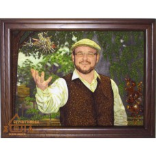 Портрет №29 30х40 см. от 1100 грн
