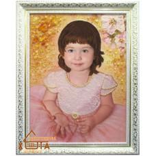 Портрет №43 40х60 см. Ціну див. у вкладці Прайс!