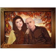 Портрет №45 40х60 см. Ціну див. у вкладці Прайс!