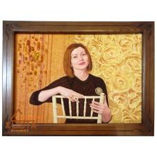 Портрет №57 40х60 см. от 2200 грн