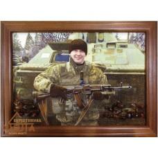 Портрет №42 30х40 см. от 1100 грн