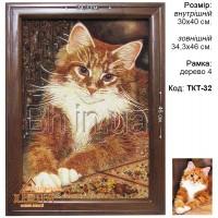 """Кот """"ТКТ-32"""" 30х40 см."""