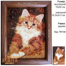 """Кот """"ТКТ-32"""" 15х20 см."""