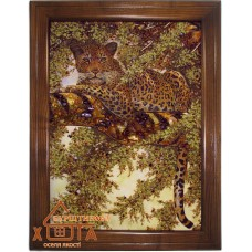 """Леопард """"ТЛП-1"""" 40х60 см. Ціну див. у вкладці Прайс!"""