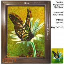 Метелик (ТМТ-15) 15х20 см.