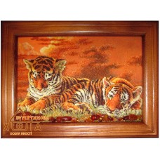 "Тигры ""ТТ-18"" 20х30 см."