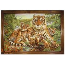 """Тигры """"ТТ-52"""" 80x120 см."""
