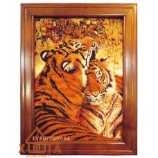 "Тигры ""ТТ-58"" 34х47 см."
