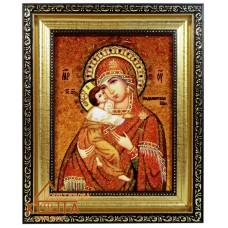 """""""Владимирская"""" (ИБ-4) икона Божией Матери 15х20 см. - от 410 грн."""