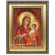 """Ікона """"Іверська Божа мати"""" (ІБ-2) 15х20 см"""