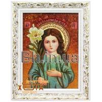 """""""трилетствующая"""" (ІБ-48) ікона Божої Матері 15х20 см. Ціну див. у вкладці Прайс!"""