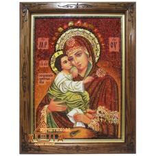 "Икона Божья матерь (ІБ-69)""Почаевская"" 30х40 см."
