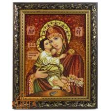 """Ікона Божа мати (ІБ-69) """"Почаївська"""" 15х20 см. Ціну див. у вкладці Прайс!"""