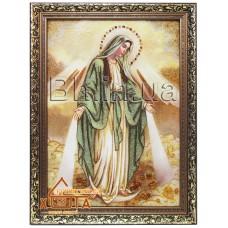 Икона Католическая Божья матерь (ІКБ-6) 30х40 см. Цену смотреть во вкладке Прайс!