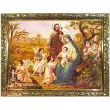"""Ікона """"Свята родина"""" (ІСР-3) 40х60 см. Ціну див. у вкладці Прайс!"""