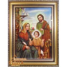 "Икона ""Святое семейство"" (ІСР-17) 30х40 см."