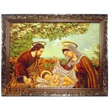 "Икона Святое семейство ""ІСР-11"" 30х40 см."