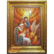 "Икона ""Святое семейство"" (ІСР-32) 30х40 см."