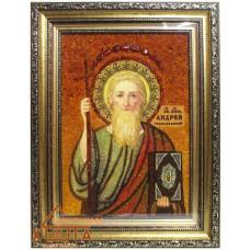Икона мужская именная (ІЧ-115) «Святой Андрей первозваный» 20х30 см