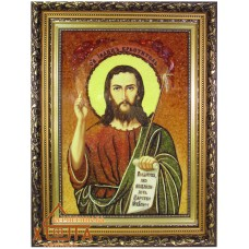 Икона мужская именная (ІЧ-160) «Святой Иоан Креститель» 20х30 см