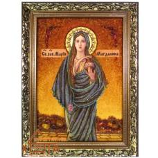 """Икона  женская именная (ІЖ-66) """"Святая Мария Магдалина"""" 20х30 см. Цену смотреть во вкладке Прайс!"""