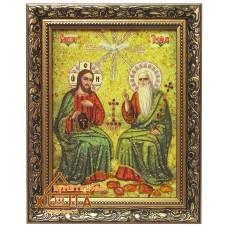 "Икона (ІР-7) ""Святая Троица"" 15x20 см."