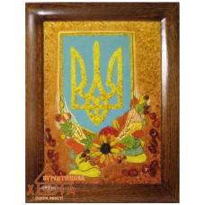"""Символіка України """"СУ-4"""" 15х20 см. Ціну див. у вкладці Прайс!"""