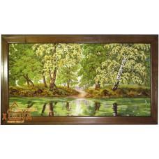 Пейзаж класичний (П-116) 50х100 см.