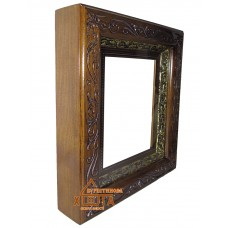 Рамка скло кіот-різьба 15х20 см