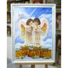 Ангели дівчата (АД-40) 60х80 см.