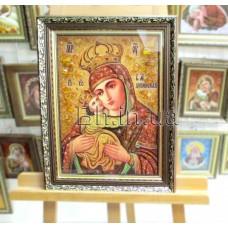 """Ікона Божа матір """"Дубенська"""" (ІБ-120) 30х40 см."""