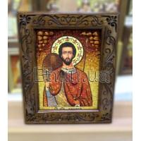 Ікона іменна «Святий мученик Андрій » (ІЧ-159) 15х20 см.