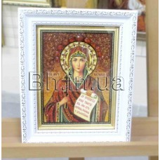 "Ікона іменна ""Свята мучениця Наталія""  (ІЖ-148) 15х20 см."