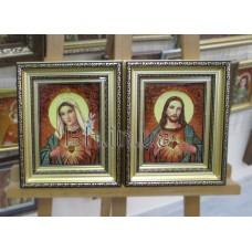 Ікони пари  (ІКП-12, ІКП-13) 15х20 см.