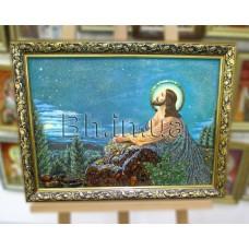 """Ікона """"Ісус в житі"""" (ІС-33) 40х60 см."""
