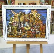 """Ікона """" Різдво Христове """" (ІСР-41) 40х60 см"""