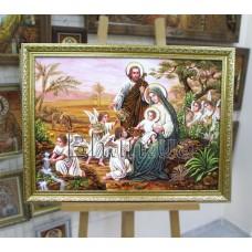 """Ікона """"Свята родина"""" (ІСР-3) 60х80 см."""