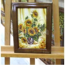 Квіти соняхи (КС-24) 20х30 см.