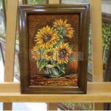 Квіти соняхи (КС-70) 20х30 см.