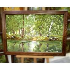 Пейзаж класичний (П-116) 65х100 см.
