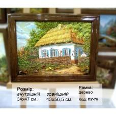 Пейзаж Український (ПУ-75) 34х47 см.