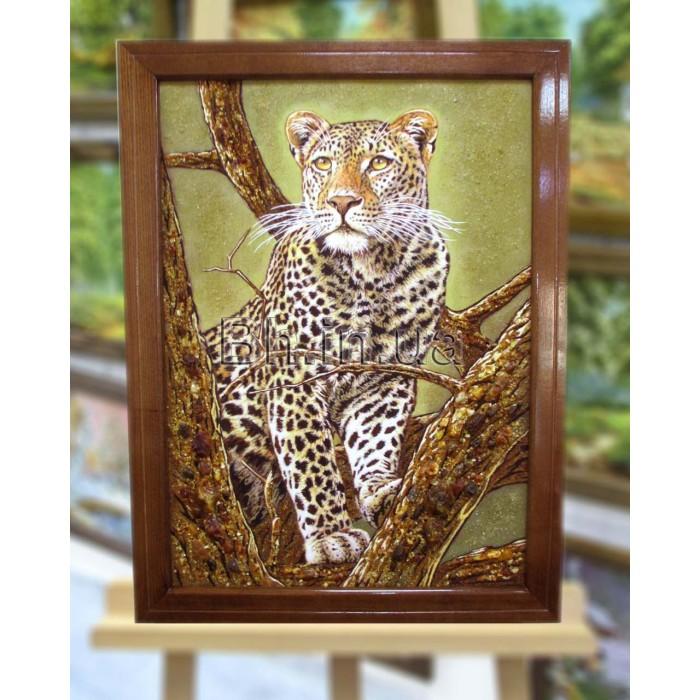 Леопард (ТЛП-55) 60х80 см.