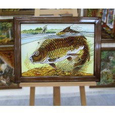 Риба (ТР-26) 40х60 см.